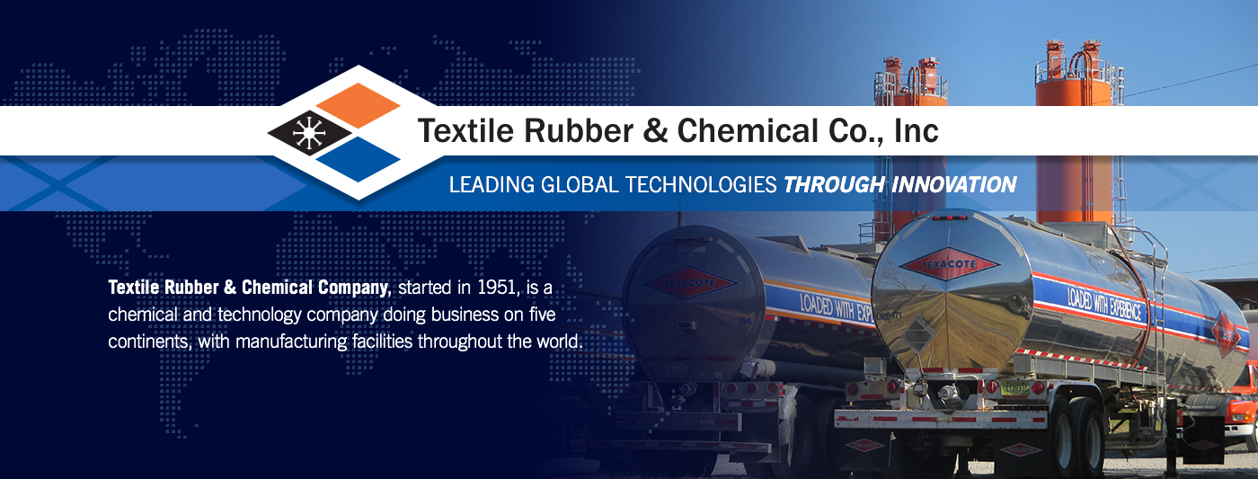 Textile Rubber & Chemical Company, Inc – Leading World